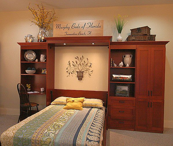 Full-sized Murphy Bed